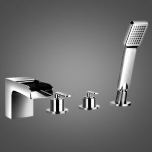 Смеситель ВИКТОРИЯ для ванны 4 отв MXFH 8165-D68