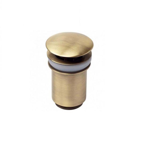 Донный клапан EMMEVI CLICK CLACK BR C05516