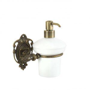 Дозатор мыла VENEZIA бронза BR VZ108