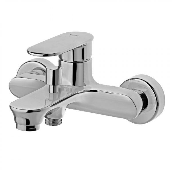 Смеситель для ванны KIRY черный глянец без аксессуаров CN88001