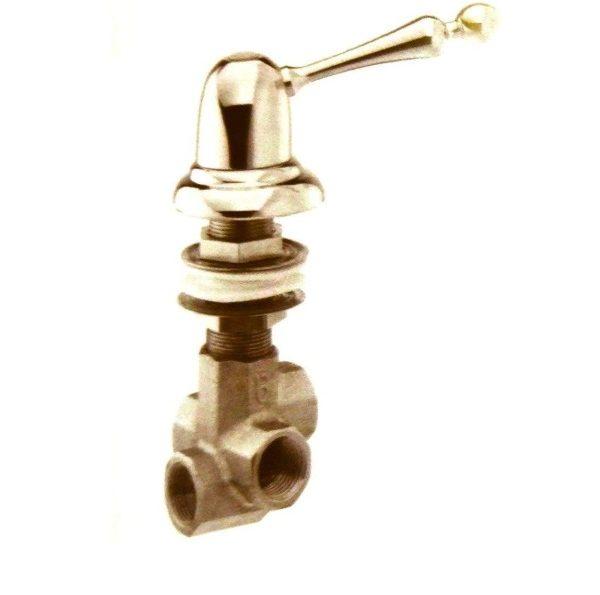 Переключатель RETRO душ-встроенная бронза E890220022