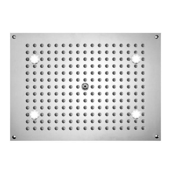 Лейка встроенная Dream-Rectangular свет 400-300 H37374