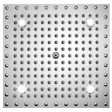 Лейка встроенная Dream-CUBE Lignt свет 300-300 H37375