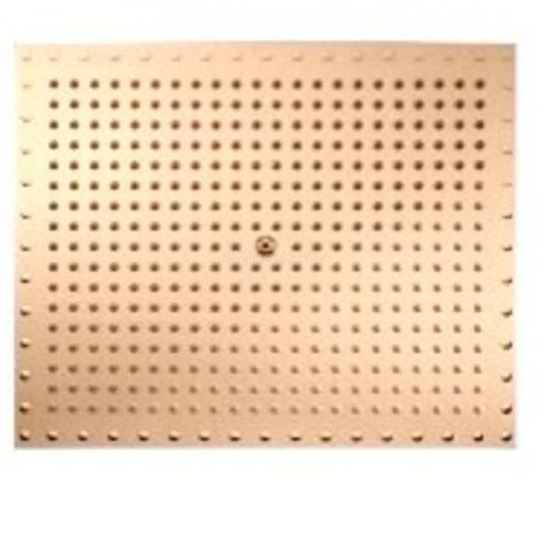 Лейка встроенная Dream-Rectangular 500-400 H38369 золото