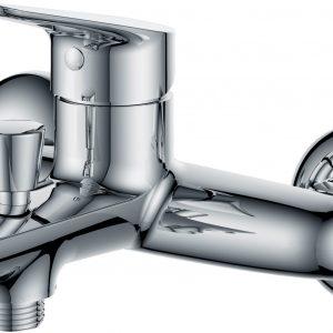 Смеситель Кенинг 35mm для ванны ХРОМ без аксессуаров MXAL0371