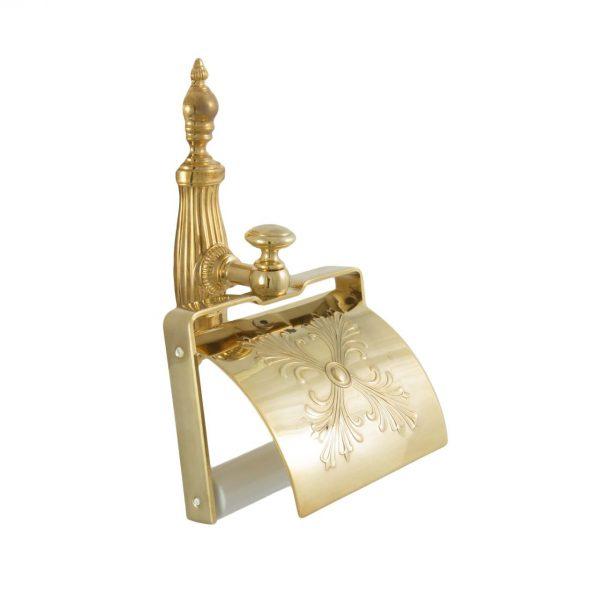 Держатель бумаги ONDINE золото OR ON219