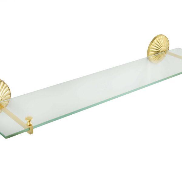 Стеклянная полочка в ванную ALL.PE (OR OP018)
