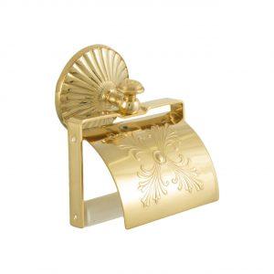 Держатель бумаги OPAL золото OR OP219