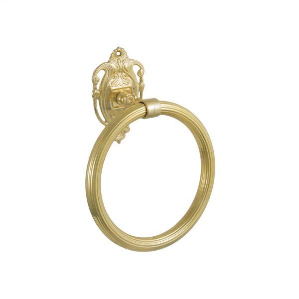 Полотенцедержатель кольцо VENEZIA золото OR VZ015