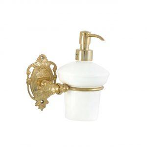 Дозатор мыла All.pe Venezia золото OR VZ108