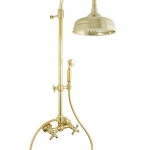 Смеситель DECO classic душ-колонна золото OR1200281