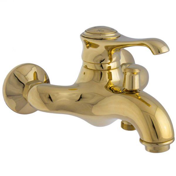 Смеситель для ванны TIFFANY золото без аксессуаров OR6001