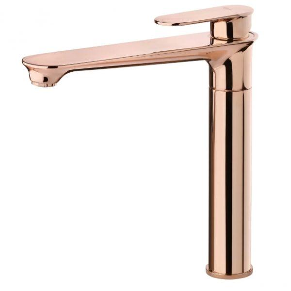 Смеситель KIRY для умывальника розовое золото с-пр ORS88003BIG
