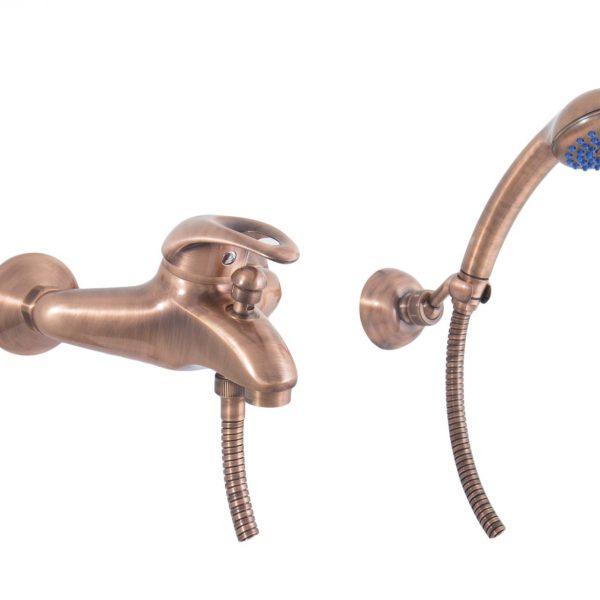 Смеситель для ванны ANUBIS медь RA7001RB
