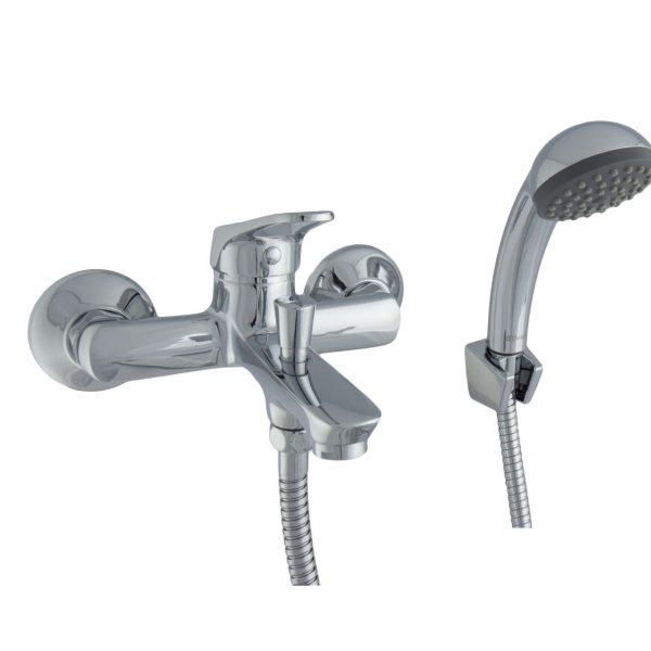 Смеситель для ванны ЭМШЕР с аксессуарами SLS2123