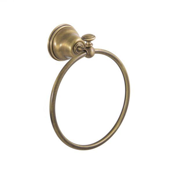 Полотенцедержатель All.pe  Harmony бронза кольцо VCOT HA015
