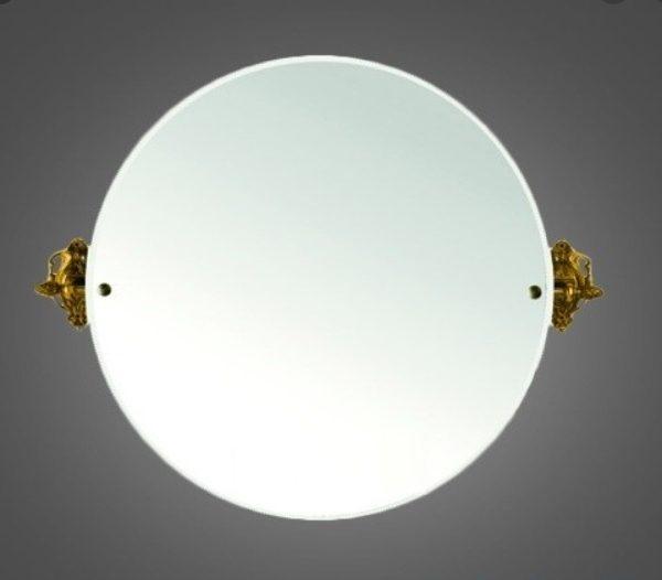 Зеркало VENEZIA бронза BR VZ023