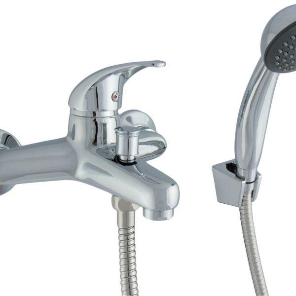 Смеситель для ванны Formix АКВАРЕЛЬ D35 с акс. SLBN2001